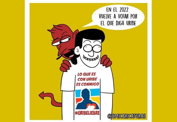 Caricatura: Los consejos del diablo