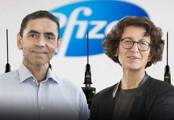 La historia de amor que hay detrás de la vacuna de Pfizer