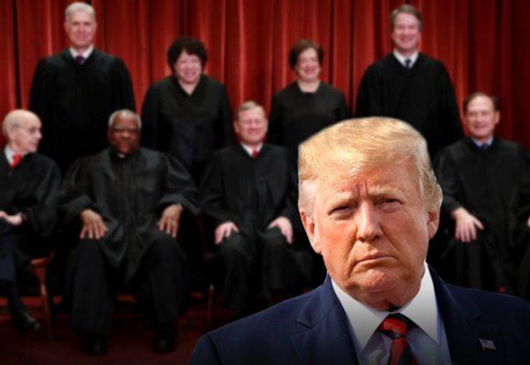 Trump quiere la intervención de la Corte Suprema para definir la elección