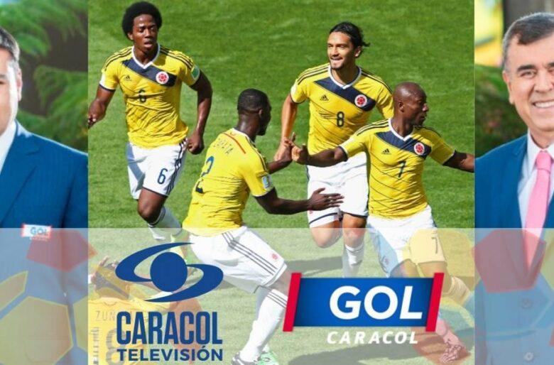 Más horrible que el fútbol de Colombia es la transmisión de Caracol