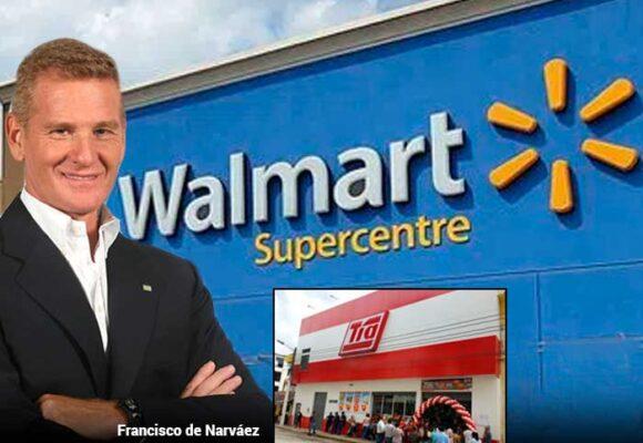 Un colombiano se queda con Walmart en Argentina