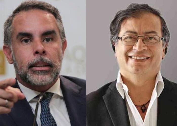 Armando Benedetti se pasa al bando de Petro