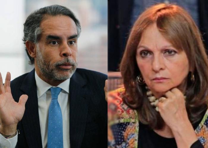 La insoportable patanería de Armando Benedetti contra Angela María Robledo