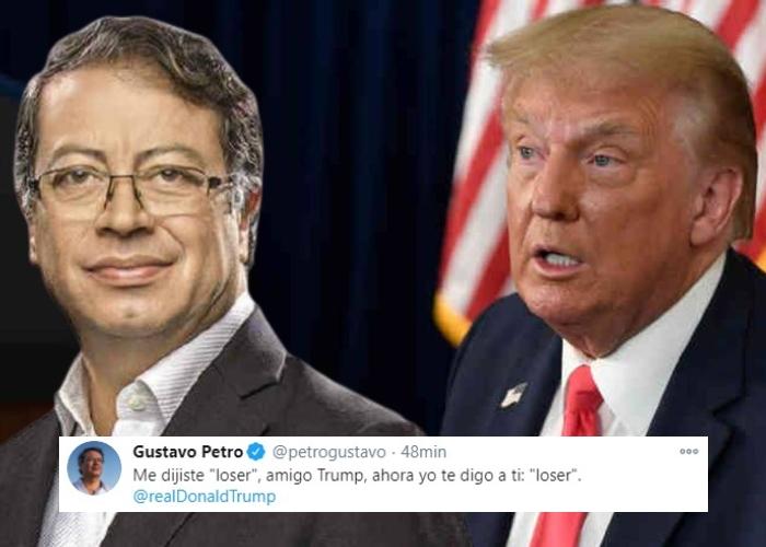 La venganza de Petro con Trump