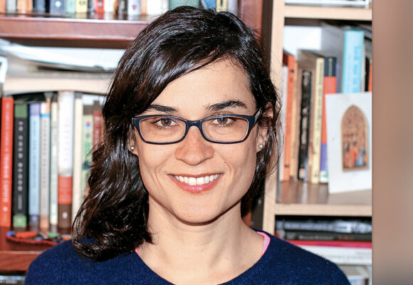 Duro cuestionamiento de Carolina Sanin a feministas que atacan a Maradona
