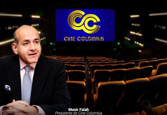 Cine Colombia y su difícil momento empresarial