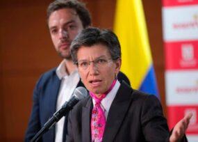 La primera línea de la administración de Bogotá golpeado por el COVID