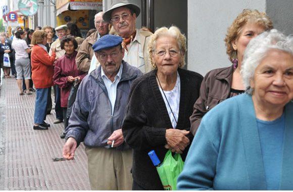 Colombia, ese infierno en donde es imposible jubilarse