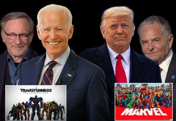 Los billonarios detrás de Trump y Biden