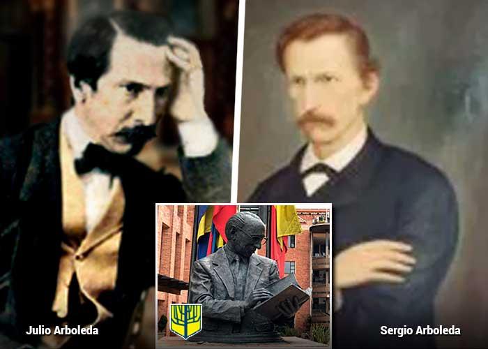 Julio y Sergio Arboleda, dos grandes esclavistas colombianos