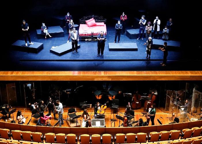 Últimas convocatorias de estímulos de la Orquesta Filarmónica de Bogotá para 2020