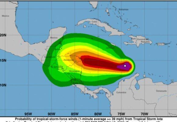 El miedo que desata el huracán que golpea Providencia