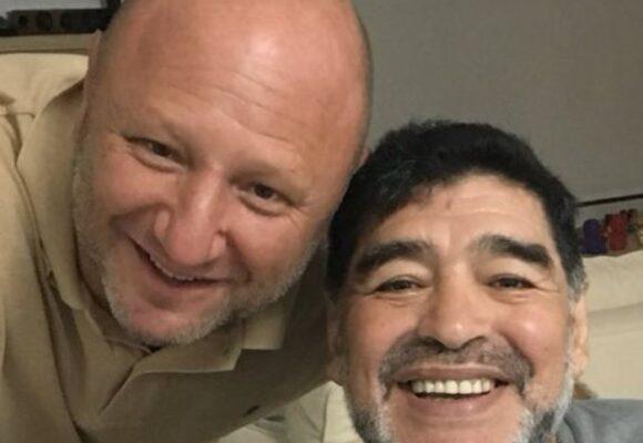A Maradona lo emborrachaban para que no pudiera compartir con su familia