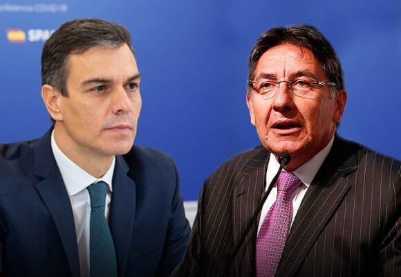 En Europa buscan atravesársele a la embajadade Nestor H. Martínez