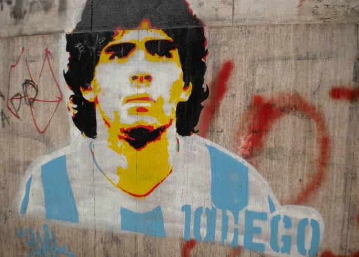 Y si Diego no hubiera sido Diego… simplemente Maradona