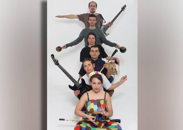 Curupira, una banda bogotana que valora las regiones