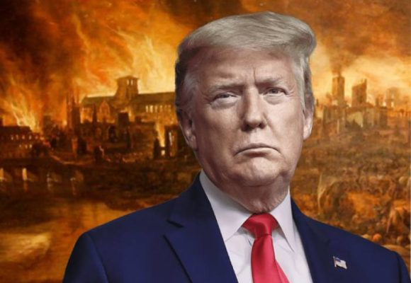 Trump y el incendio de Roma