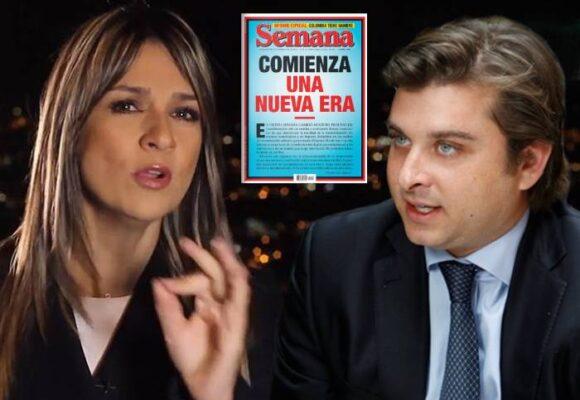 Los errores de Gilinski y Vicky Dávila en la última portada de Semana