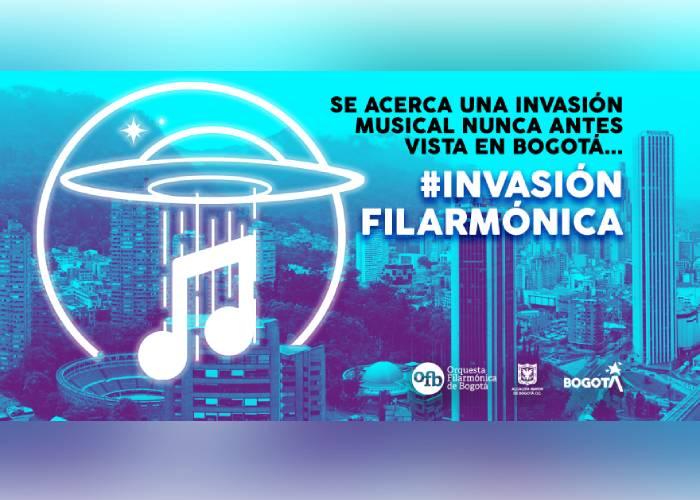 Invasión Filarmónica, la propuesta de la OFB para llenar la ciudad de música y cultura