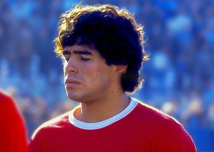 Maradona, el que