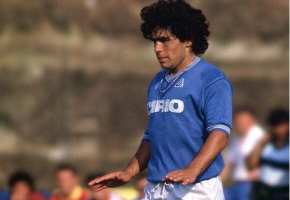 Mi Maradona personal