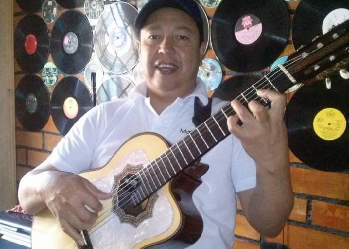 Chucho Portillo, el mago del requinto y la guitarra