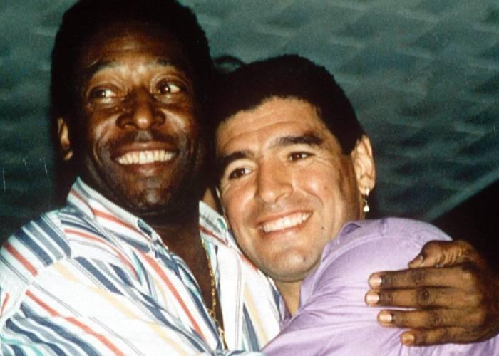 ¿Fuera de la cancha fue Pelé o Maradona?