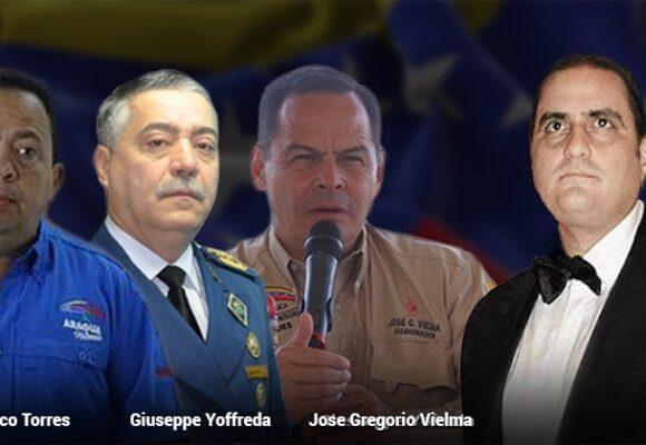 Los generales de Álex Saab