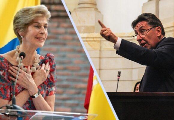 Embajada de España: de Carolina Barco a Néstor Humberto Martínez