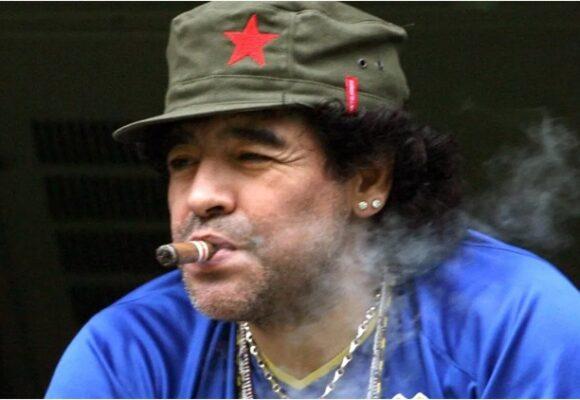 Si yo fuera Maradona, ¡viviría como él!