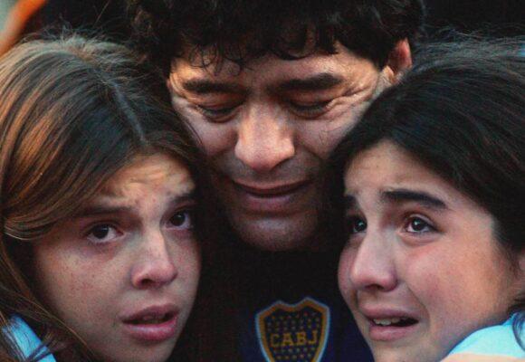 ¿Las hijas de Maradona no verán un peso de su fortuna?