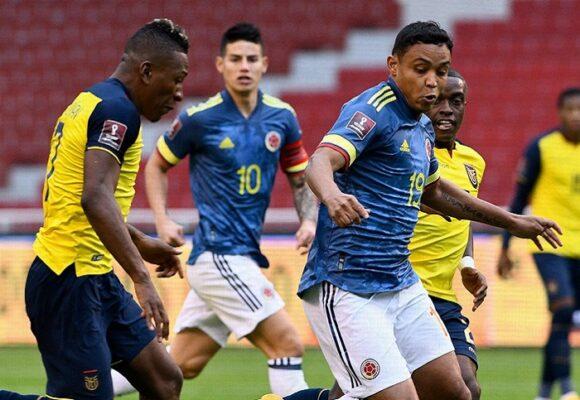 Un año oscuro para el fútbol colombiano