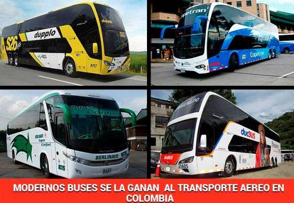 El boom del transporte terrestre: 10 empresas compiten por las carreteras de Colombia