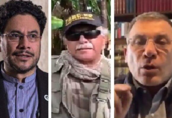 ¡Que no me agradezca Santrich!: Iván Cepeda y Roy Barreras