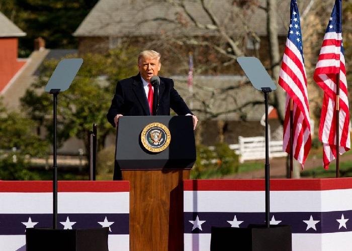 Estados Unidos y su enorme parecido político con Latinoamérica