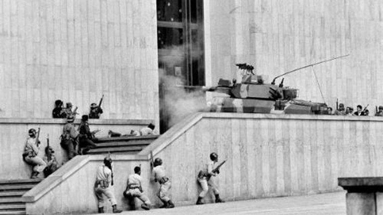 El holocausto del Palacio de Justicia: otra masacre del ejército colombiano