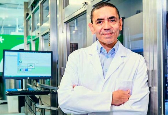 ¿Nos salvará este señor de la pandemia del coronavirus?