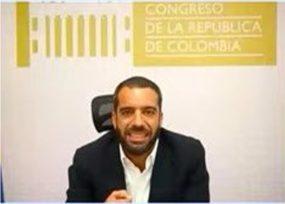 Arturo Char no logra sentarse bien en la silla de Presidente del Senado