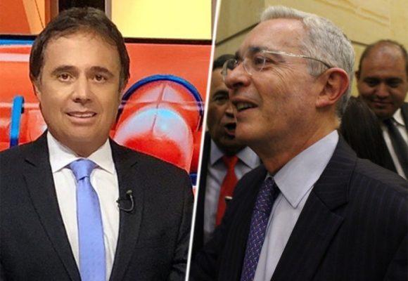 Fuerte regaño de Cesar Augusto Londoño a Uribe por su mojigatería con la marihuana