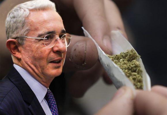 El bien que le haría a Uribe volverse marihuanero