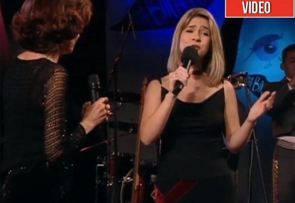 Ser cantante, un sueño frustrado de Vicky Dávila