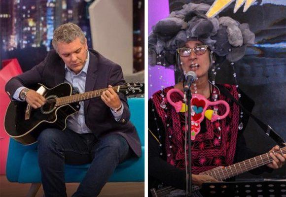 La indignación de los rockeros colombianos con Iván Duque