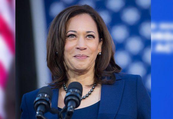 La felicidad de que una mujer sea vicepresidente de Estados Unidos