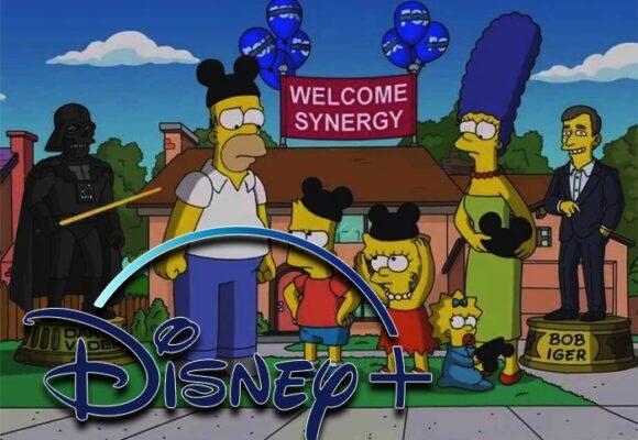 El engaño de Disney Plus con los Simpson