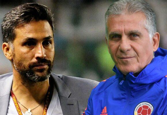 ¿Mario Alberto Yepes le clavó el puñal por la espalda a Queiroz?