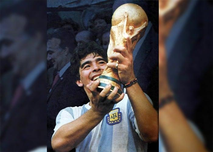 El odio que sentían los camanduleros periodistas colombianos por Maradona