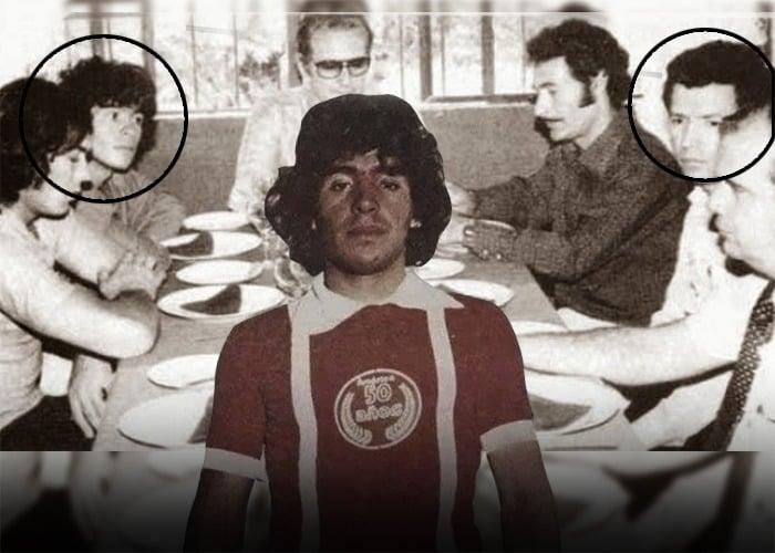 La millonada que iban a pagar los capos del Cartel de Cali por Maradona