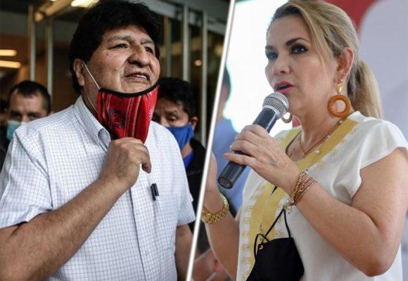 La venganza de la presidenta de Bolivia Áñez a Evo Morales