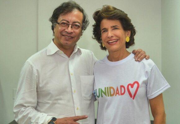 Adelina Covo le abrió el camino a Benedetti para su apoyo a Petro