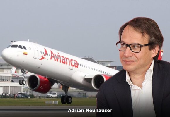 El chileno Adrian Neuhauser sigue ganando poder en Avianca